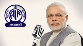 #MannKiBaat : Twitterati hail Narendra Modi for sharing relevant students issues