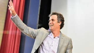 Mark Ruffalo's son thought he was stuck inside TV
