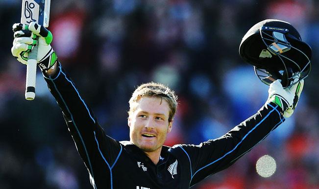 Martin Guptill, Tom Latham's unbeaten tons help New Zealand level series 1-1 against Zimbabwe