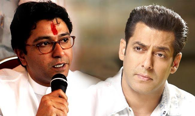 सलमान खान के पास दिमाग नहीं: राज ठाकरे