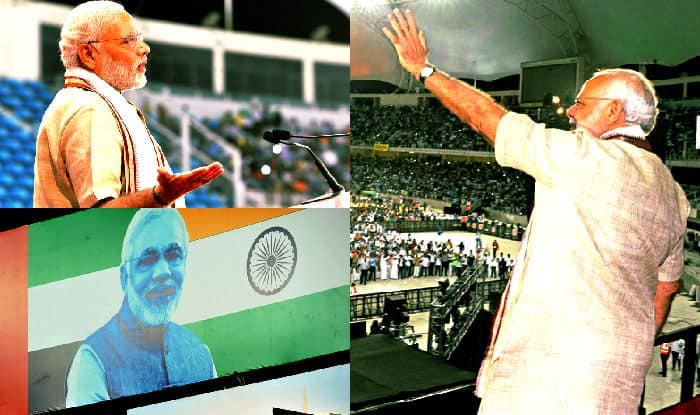 Narendra Modi in UAE: 7 lines from NaMo's speech that could be next cheesy Bollywood dialogues!
