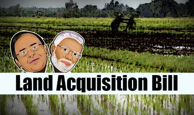 land acquisition policy for india as Mumbai (thomson reuters foundation) - conflicts over land in india will persist  until the government's policy on land acquisitions for industrial.