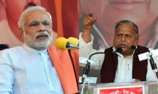 Narendra Modi praises Mulayam Singh Yadav for breaking Parliament deadlock, Congress, BJP issue whip