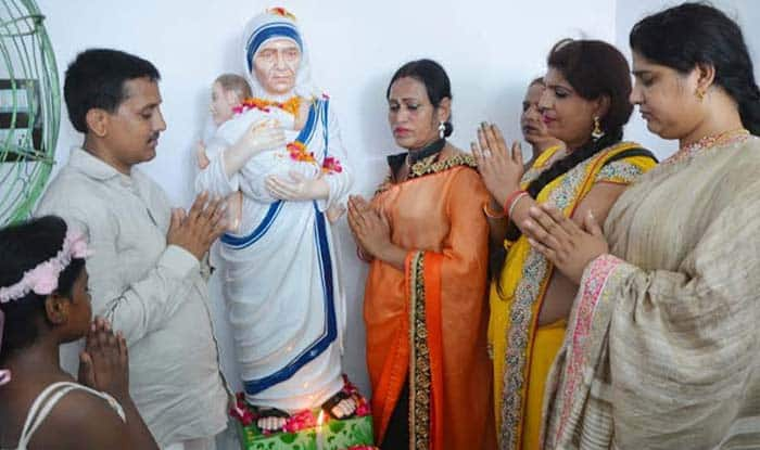 This Mother Teresa temple built by eunuchs to raise orphans in Uttar Pradesh goes viral: See picture