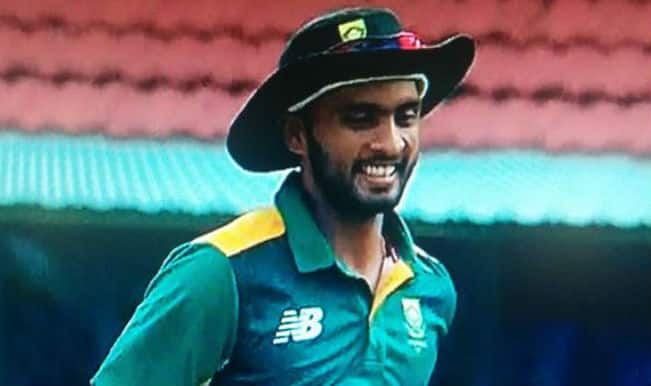 When Mandeep Singh fielded for South Africa A against India A, watch video