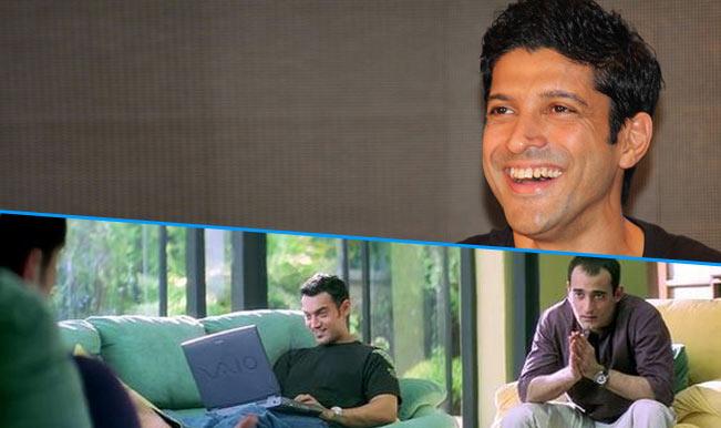 Farhan Akhtar recalls a Dil Chahta Hai moment on Friendship Day