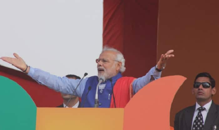 PM Narendra Modi interacts with Bengaluru police station on digital policing