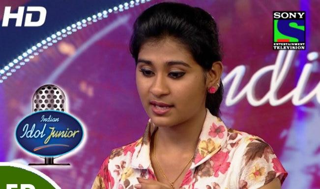 Indian Idol Junior 2015: Meet top 4 finalists of season 2