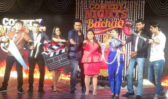 B-Town villains come together for Comedy Nights Bachao