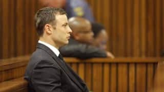 Oscar Pistorius Prison Sentence Increased to 13 years & 5 Months For Killing Girlfriend Reeva Steenkamp