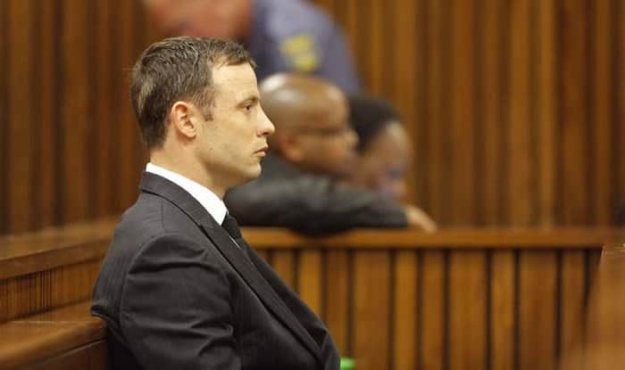 Oscar Pistorius' jail term increased to 13 years class=
