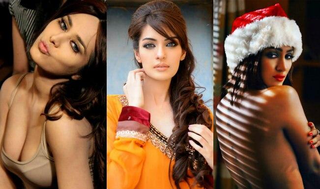 मिलिए पाकिस्तान की 9 बेहद ख़ूबसूरत और हॉट एक्ट्रेसस से