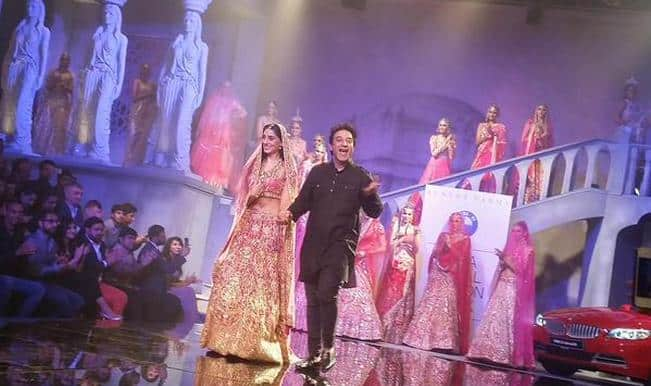 India Bridal Fashion Week 2015 grand finale: Pernia Qureshi displays dancing skill on ramp