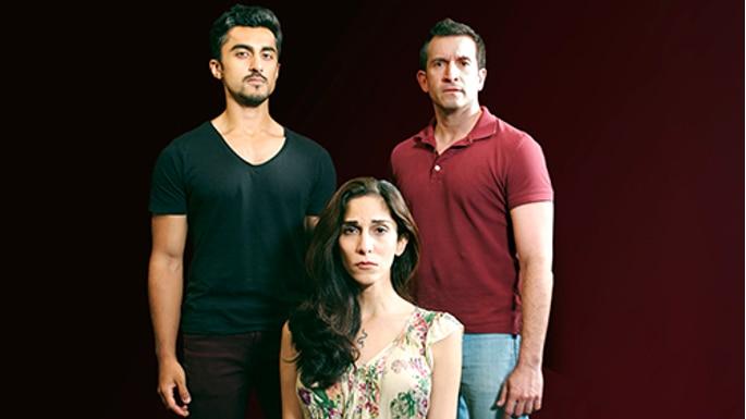 Dewey Moss' 'Death of a Persian Prince' Depict Iranian/American LGBT Struggles