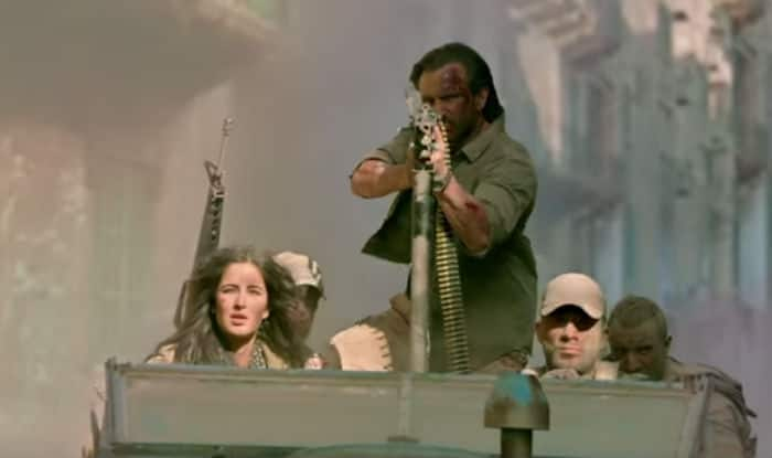 Nachda video song: Watch the new track from Saif Ali Khan and Katrina Kaif starrer Phantom