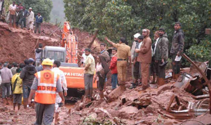 Seven killed as boulders hit Sikh shrine in Himachal