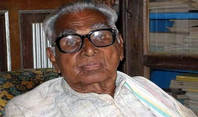 Freedom fighter, author & poet Kayyar Kinhanna Rai passes away