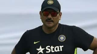Ravi Shastri avoids comment on Taskin-Dhoni picture controversy