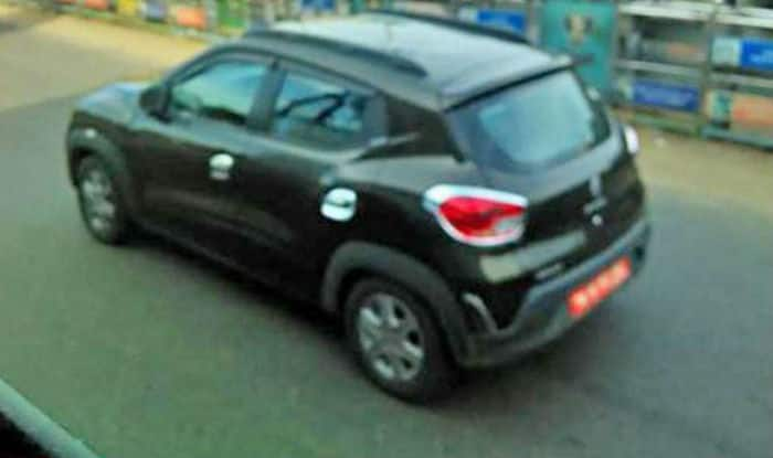 Renault Kwid: Now top end model of the hatchback spotted in latest pictures