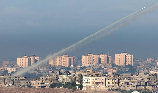Israeli war jets strike Gaza wounding two people, medics and security officials