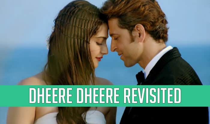 Hrithik Roshan and Sonam Kapoor look gorgeous in Dheere Dheere reprise version (Watch video)