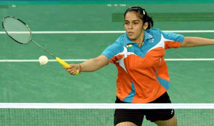 Saina Nehwal signs two-year deal with IOS