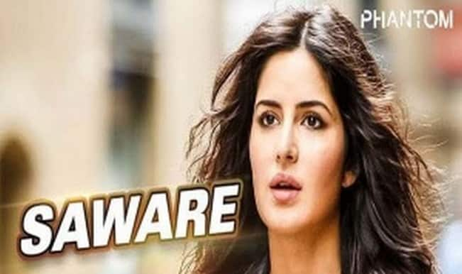 Phantom song Saware (Audio): Arijit Singh and Pritam weave magic in slow number!