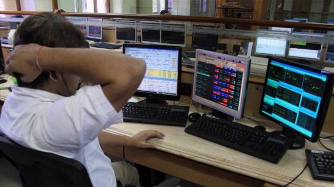 चीन के बाजार में गिरावट