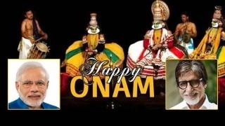Happy Onam: Narendra Modi, Amitabh Bachchan wish Twitterati on this joyous festival