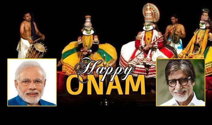 Happy Onam: Narendra Modi, Amitabh Bachchan wish Twitterati on this joyous festival