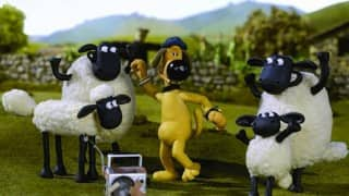 Shaun the Sheep movie review: Holiday weekend treat for the kids!