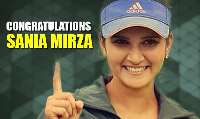 Sania Mirza to get Rajiv Gandhi Khel Ratna Award: Indian tennis player awarded for on-court brilliance