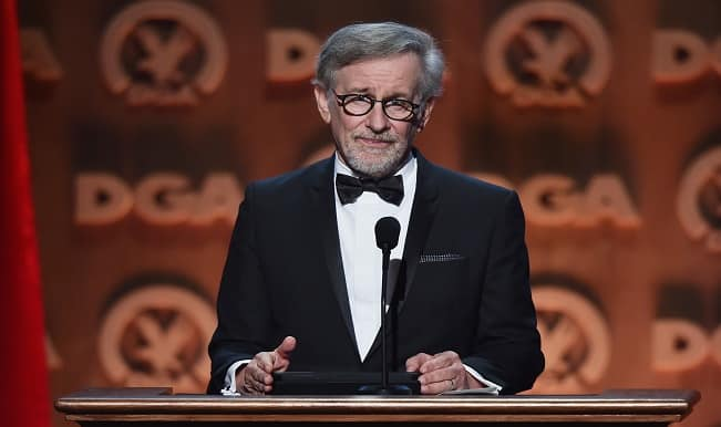 Steven Spielberg donates USD 1 mn for Hilary Clinton's SuperPAC