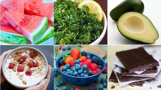6 Summer Foods That are Great for Your Skin