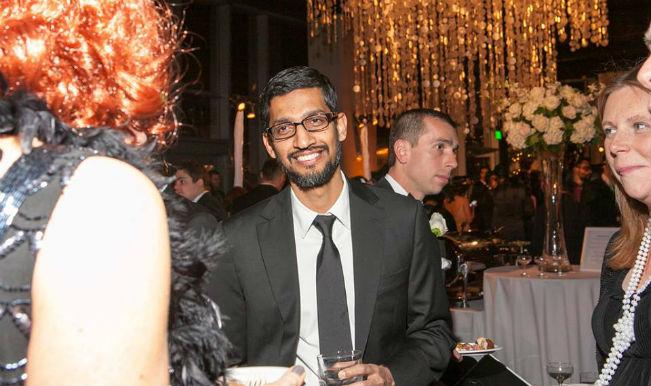 Sundar Pichai named new CEO of restructured Google