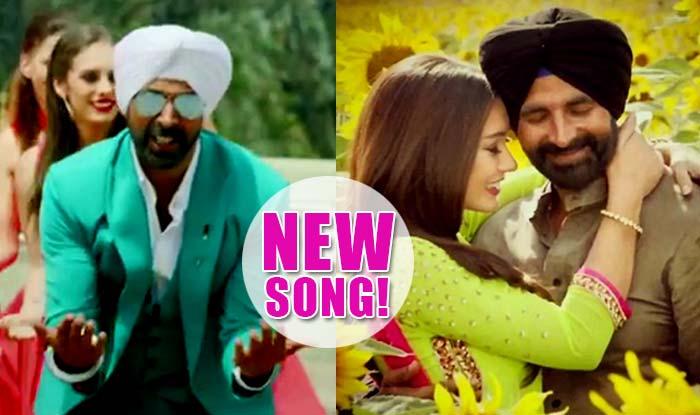 Singh Is Bliing song Singh & Kaur: Akshay Kumar a.k.a Raftaar Singh and his 'kaur' are here to amaze us, yet again!
