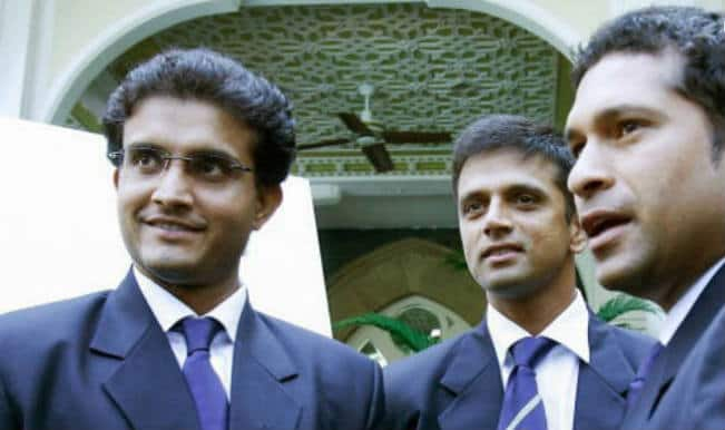 Sourav Ganguly, Rahul Dravid and Sachin Tendulkar: Return of the Gods!