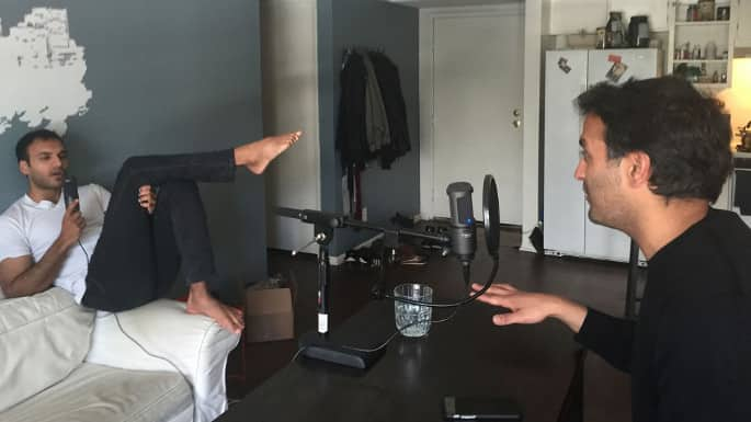 'American Desis' Podcast Explores Body Image and Atheism with Comedian Tushar Singh