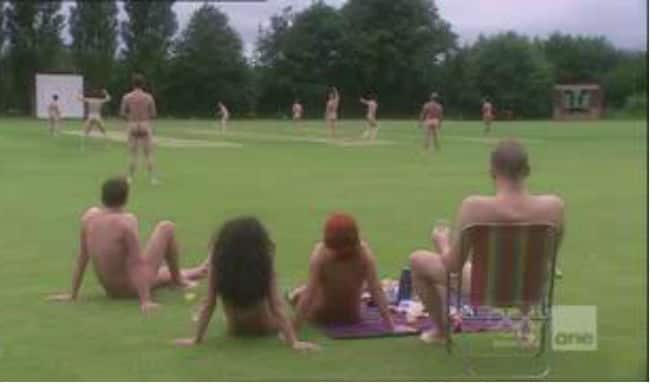 Mahela Jayawardene finds nude cricket match funny – Watch video to know why