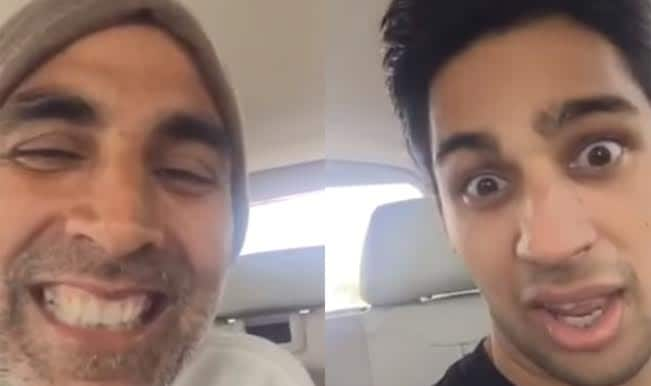 Brothers: Why is Akshay Kumar discussing the matters of 'toilet and shit' with Sidharth Malhotra! (Watch Video!)