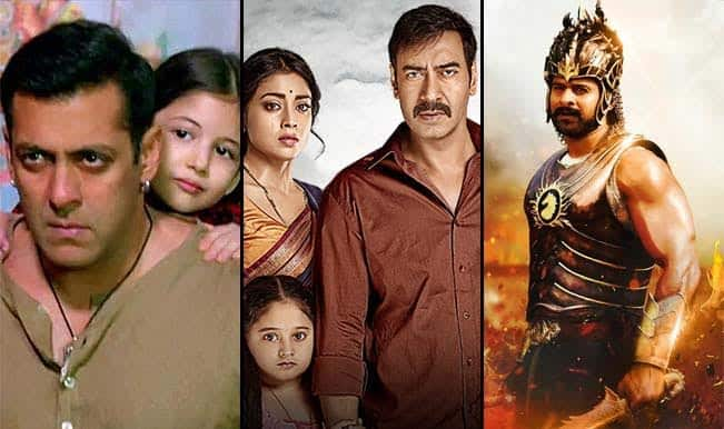Forget Bajrangi Bhaijaan and Baahubali! Ajay Devgn's Drishyam becomes the most preferred choice!