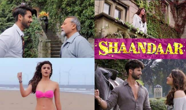 Shaandaar trailer: 7 reasons why we think Alia Bhatt & Shahid Kapoor starrer will be a blockbuster hit!