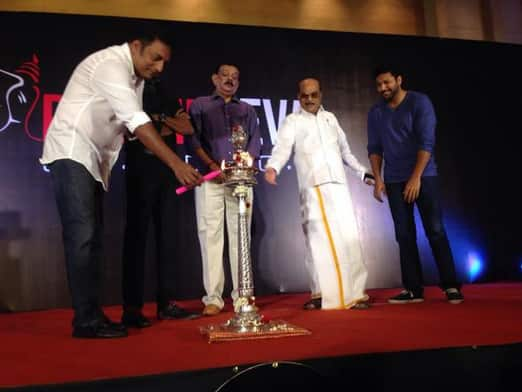 PrabhuDeva Studios, Prabhu Deva's own production house launched