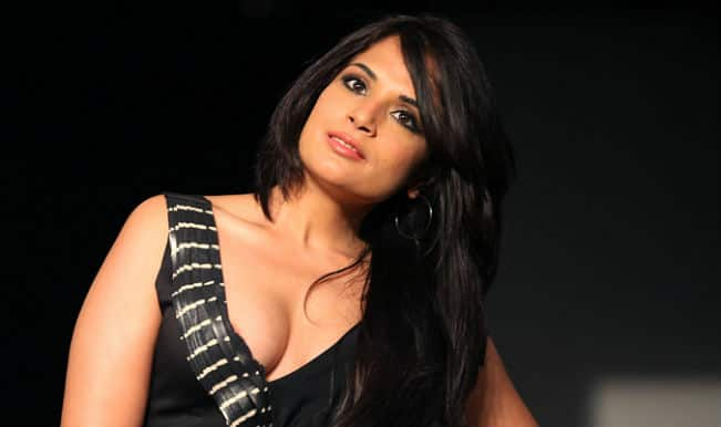 Richa Chadha: Indian girls should at least have the freedom to be born first