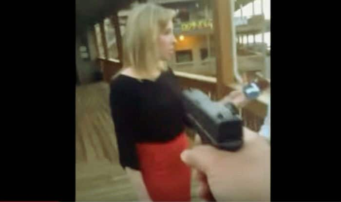 Death on Air: Shooter records shooting two US journalists during live broadcast