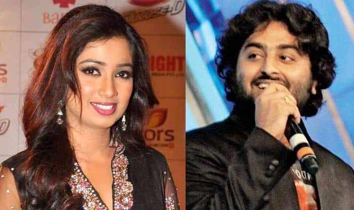 Arijit Singh and Shreya Ghoshal bond big time! What's the deal folks?