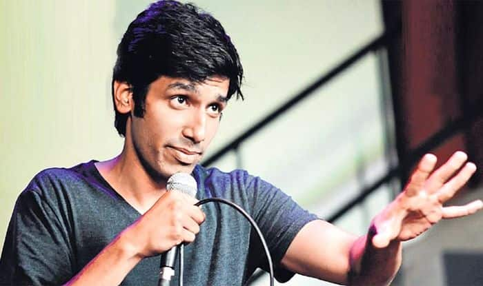 When Kanan Gill was asked to talk on feminism…