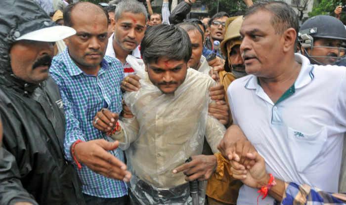 Patel Nav Nirman Sena: Release Hardik Patel or face 'Jail Bharo' agitation