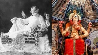 View the magnificent Lalbaugcha Raja in pictures from 1934 to 2015!