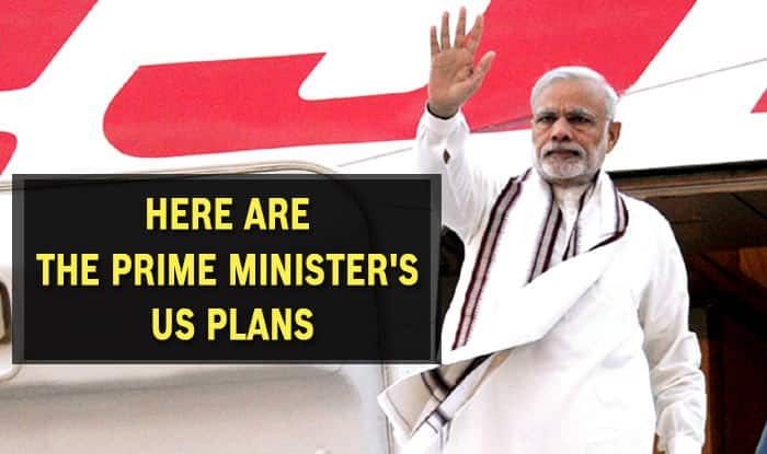 Narendra Modi leaves for Ireland, USA: Complete schedule of the Prime Minister's trip